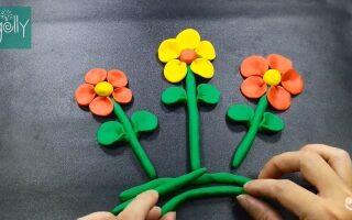 خمیربازی – گل