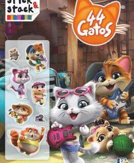 سریال ۴۴ گربه